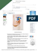 A Análise Dos Sofrimentos - Forum Espirita