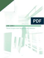 UNE 12464_ 1 - Norma Europea sobre Iluminación para Interiores (Resumen).pdf