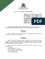 Lei Municipal n 11.176 2007 Residuos Da Construcao Civil