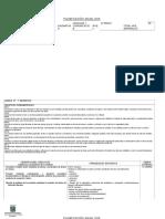 Planif. Anual II Medio Lenguaje