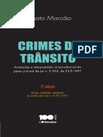 Crimes de Trânsito - Renato Marcão - 2015