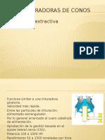 Cursos de Metalurgia Extractiva - 2.1.3.5 Triturador Cono
