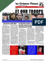 War Crimes Times--Summer 2010--Vol. II No. 3