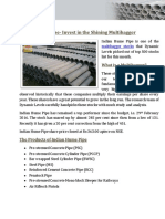 Indian Hume Pipe Invest in the Shining Multibagger