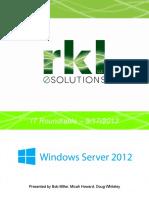 130916 Server 2012
