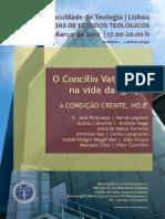 Jornadas de Estudos Teológicos 2012 - FT-UCP