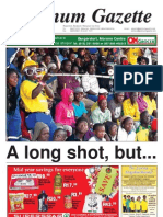 Platinum Gazette 25 June
