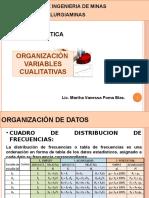 2º Organizacion Datos Cualitativos