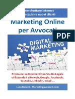 Marketing Online Per Avvocati - Libro