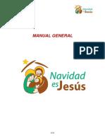 1. Navidad Es Jesus 2010 - Manual General