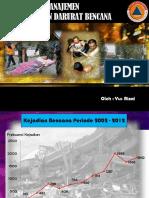 4.Sosialisasi Bnpb, Jan 2014