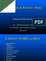 K38 - Akomodasi & Refraksi - Dr.rifqy 01