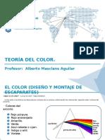 El Color (Diseño y Montaje de Escaparates)