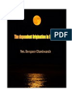 Dependent Origination in Buddhism by Dorapane Chandananda