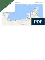 Abu Dhabi to Baremelon Graphic Tees - Google Maps