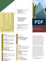 Tríptico - Jornadas de Estudos Teológicos FT-UCP