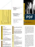 Tríptico - Jornadas de Estudos Teológicos 2014 FT-UCP