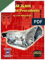 Atra-4l80e-Rebuild (Gm) Part 1 | Clutch | Manual Transmission
