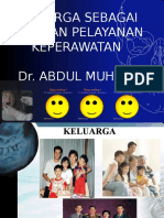 Keluarga Sebagai Sasaran Pelayanan Keperawatan