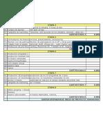 Analisis Financiero de Pre Inicio Hoja 2