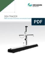 DEA TRACER - Brazo Trazador Tracer