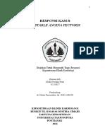Status Responsi UAP - Khalik