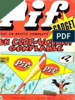 Pif Gadget March 1971