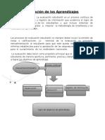 Manual Evaluación de Los Aprendizajes