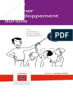 Catalogue Enseigner Developpement Durable