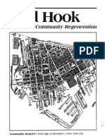 """Red Hook 197a Plan For """"Mixed Land Use"""", Circa 1996"""
