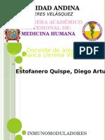 inmunomoduladores-131117220240-phpapp02