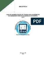 Guia de Normalização de Trabalhos Acadêmicos Do Scen (Final)
