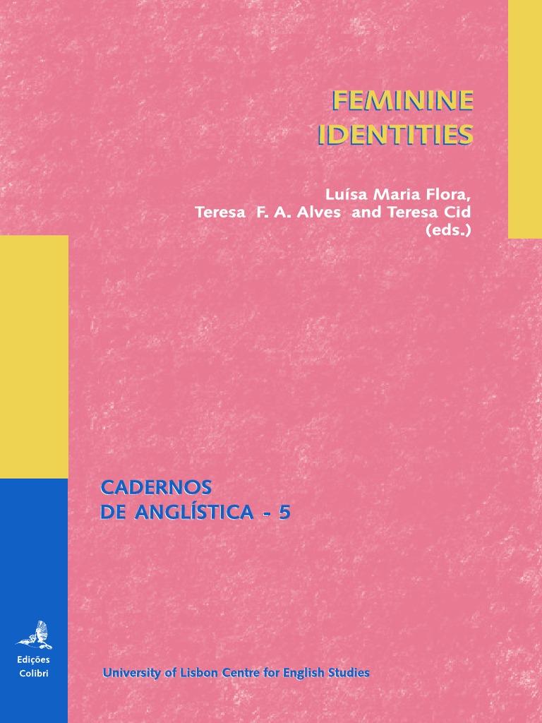 Ana Paula Alves Desnuda flora, maria luisa et all - feminine identities