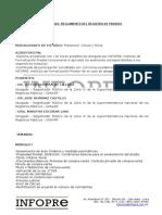Diplomado Reglamento Del Registro de Predios