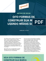 8 Ways Build Brand Brazil