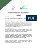 IV Congresso Multidisciplinar - Copia