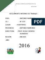 Ri Huaytayoc 2016
