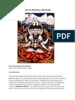 Pancha Brahma Upanishad