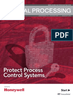 Honeywell Protect Process Control Systems