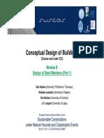 Design of Steel Members