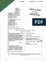 Lawsuit Brought Against CWALT Amended