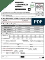 FoodTestLab 0616 FormA