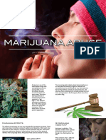 Marijuana Abuse Brochure