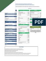 Tabela Sindimus RJ 2016