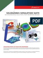 Solidworks Simulation 2015 Datasheet