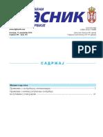 11 DEC 2014 Pravilnik o Saobracajnoj Signalizaciji_0