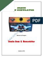 Manual de Pinagem. Sonic Code Simulator