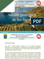 Acción Geológica de Los Lagos 1