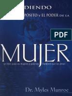Myles Munroe - Entendiendo El Proposito Y El Poder De La Mujer.pdf