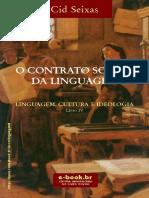 A Contrato Social Da Linguagem